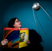 dr-alice-gorman-with-sputnik-replica